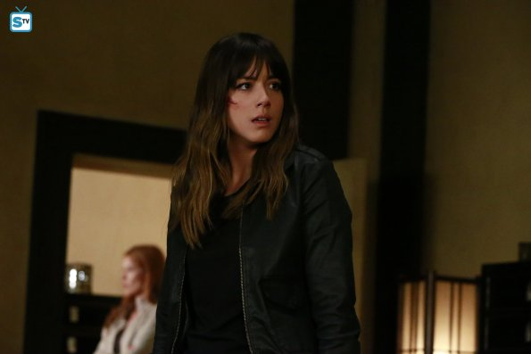 Chloe Bennet as Syke © 2015 ABC Studios & Spoiler TV  All Rights Reserved.