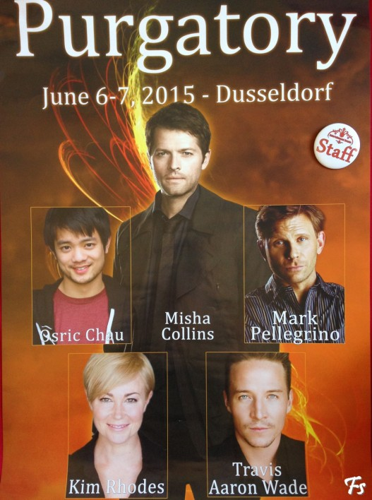 PurCon Poster & staff button