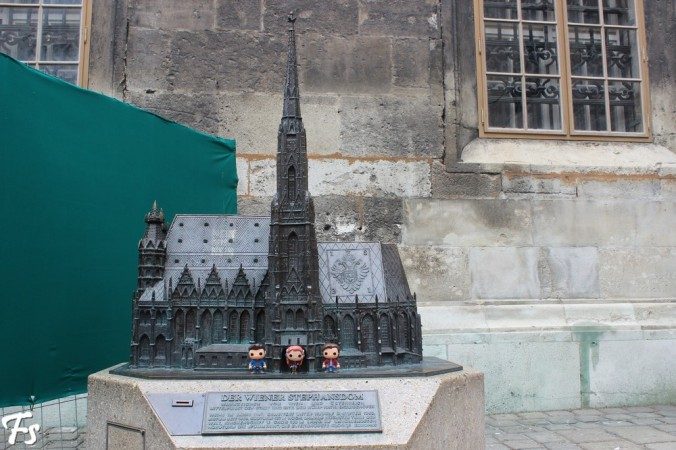 Miniature Stephansdom