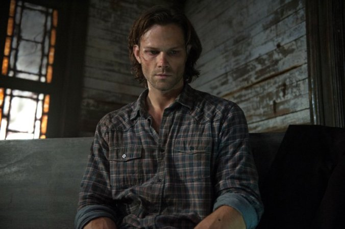 Photo by Diyah Pera - © ©2013 THE CW NETWORK, LLC. ALL RIGHTS RESERVED. Still of Jared Padalecki in Supernatural