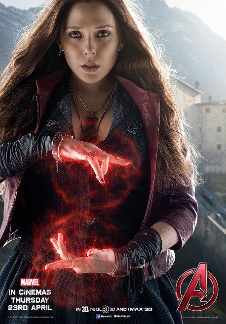 © 2015 - Marvel Studios