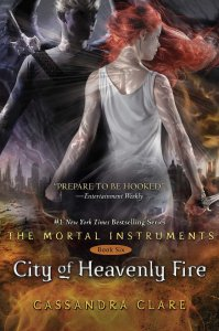 City Of Heavanly Fire Buch