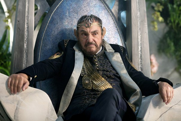 © MTV John Rhys-Davies as Eventine Elessedil