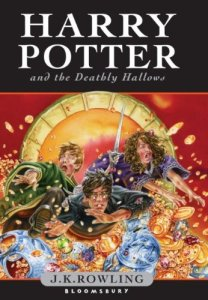 Harry Potter And The Deathly Hallows Buch