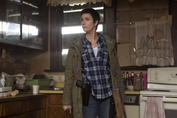 Photo by Katie Yu - © © 2014 The CW Network, LLC. All rights reserved. Still of Kim Rhodes in Supernatural