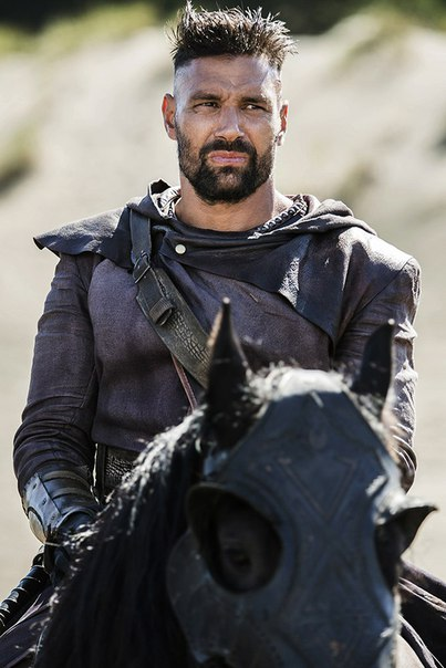 © MTV Manu Bennett as Allanon