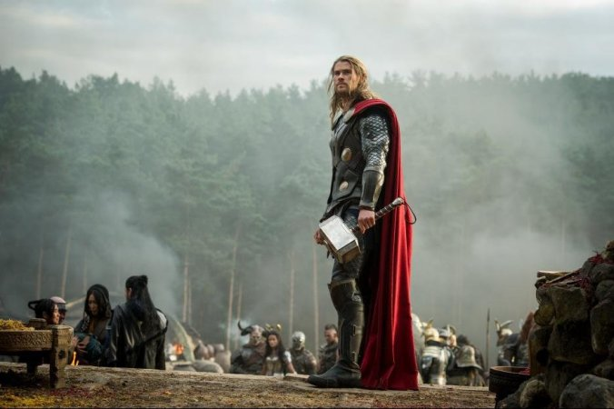 © 2013 - Marvel Studios Still of Chris Hemsworth in Thor - The Dark Kingdom (2013)