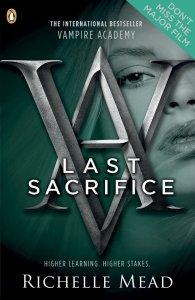 Vampire Academy Last Sacrifice Buch
