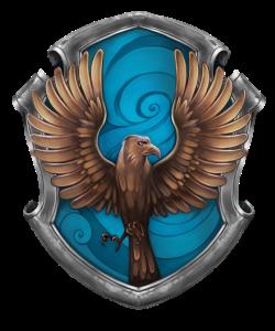Raveclaw Crest Pottermore