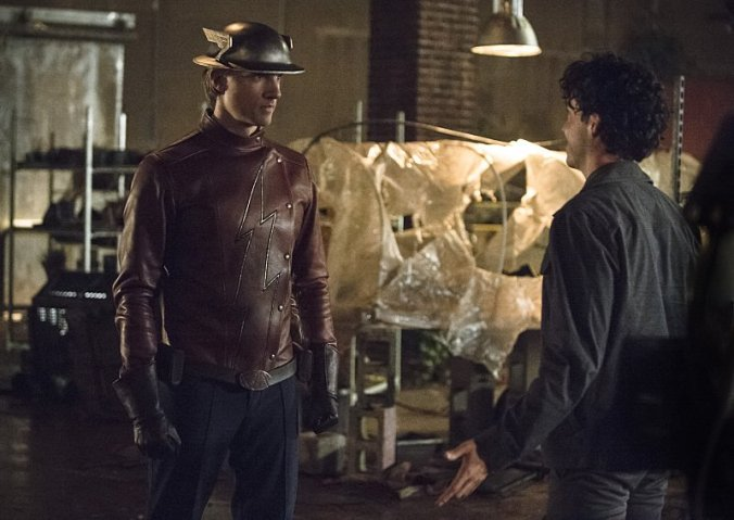 Jay Garrick Flash 2x02