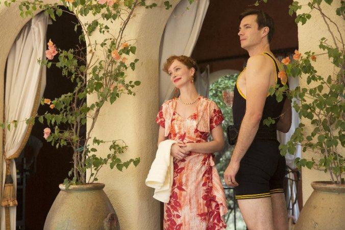 Agent Carter Ana + Jarvis Season 2