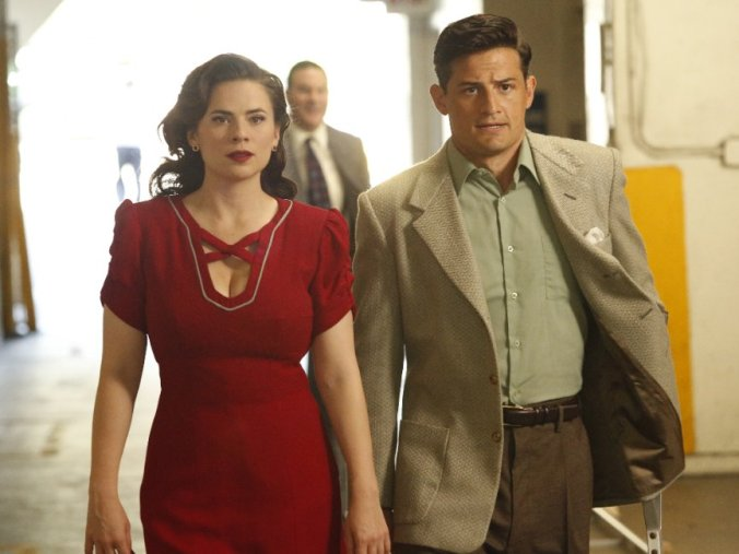 Agent Carter Peggy + Sousa Season 2
