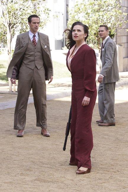 Agent Carter Season 2 Finale
