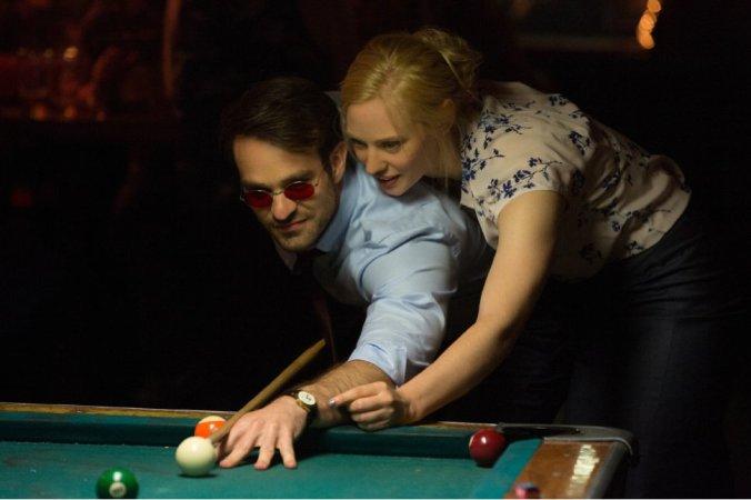 Daredevil Matt + Karen